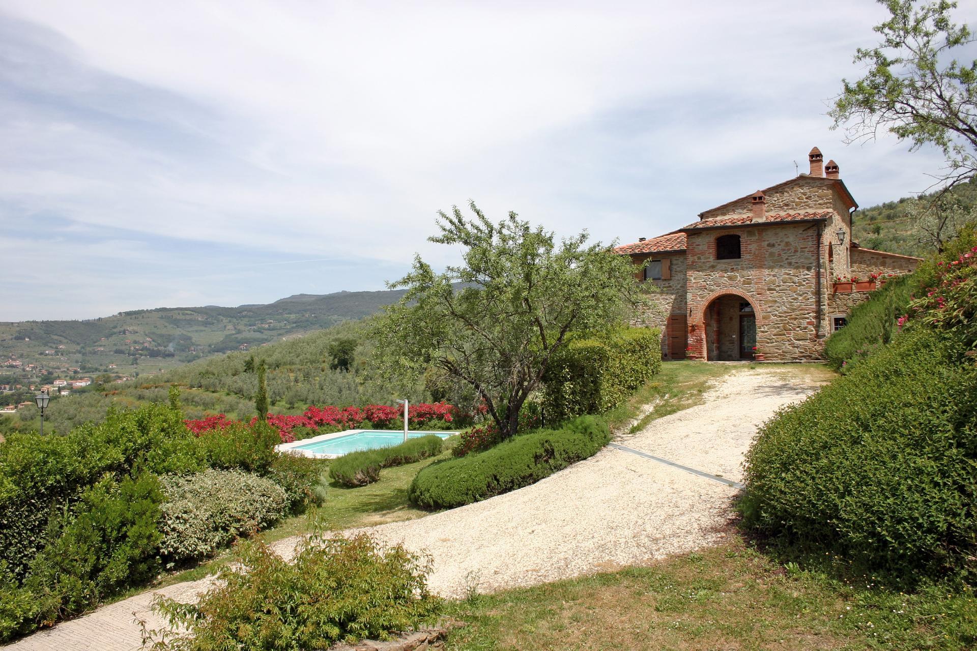 Villa in Val di Chio