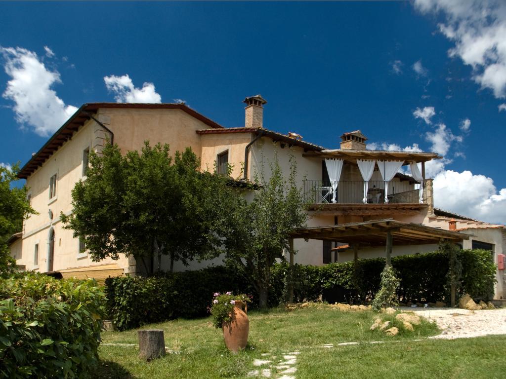 Villa di Castel San Gimignano