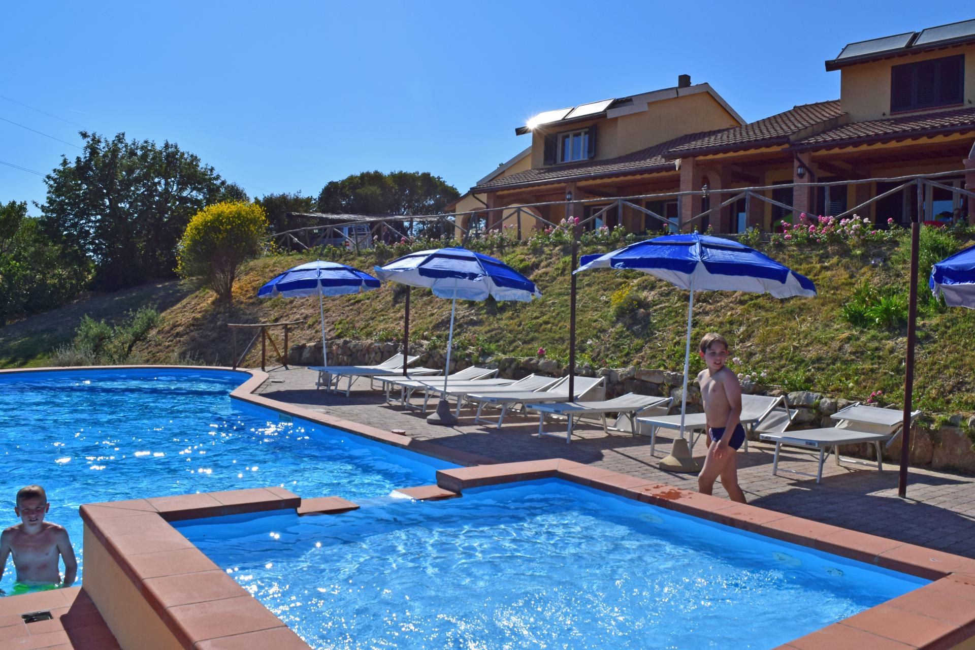 Vakantiehuis Poggio Sorbugnano