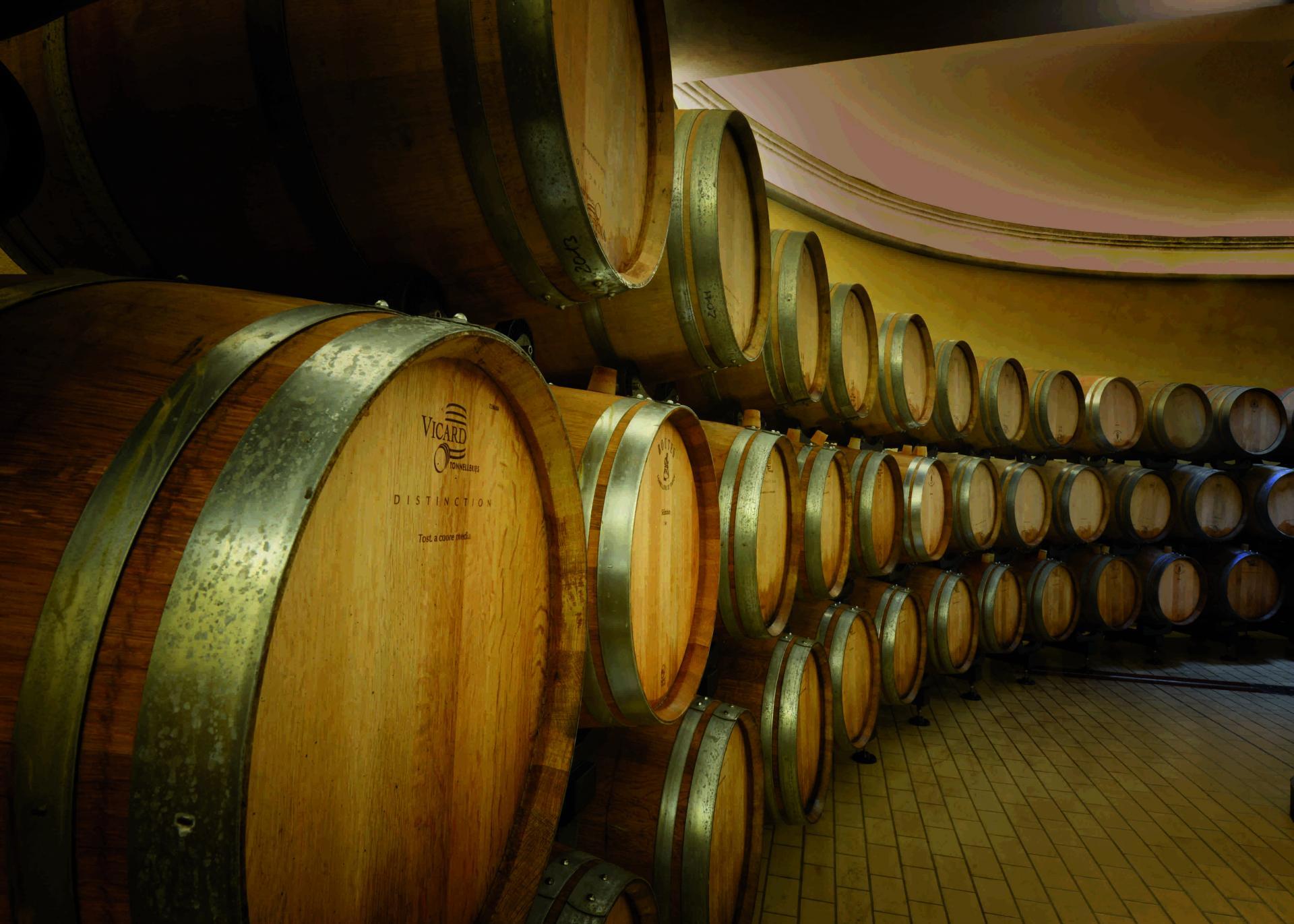 Villa met zwembad op toscaans wijnlandgoed