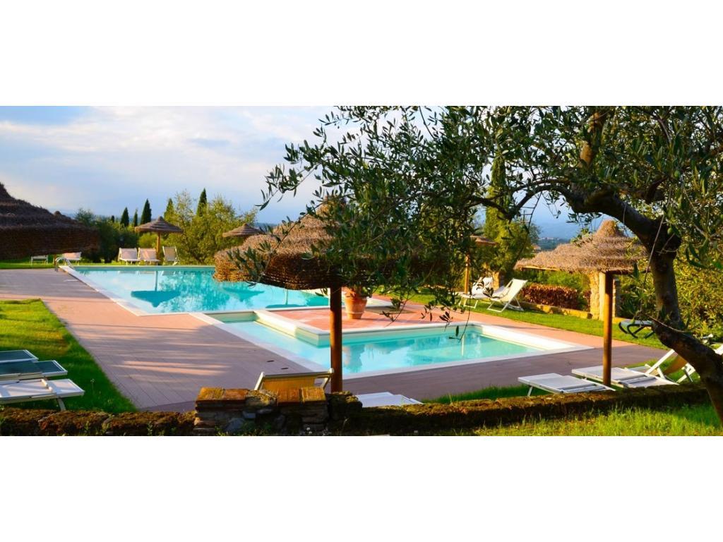 Vakantie Huizen Italie : Borgo gugnani in cerreto guidi. een vakantie naar borgo gugnani