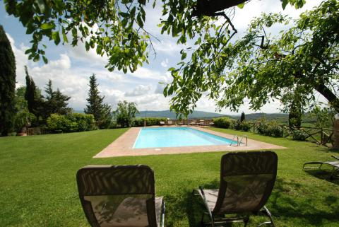 Agriturismo Siena, Val d'Orcia