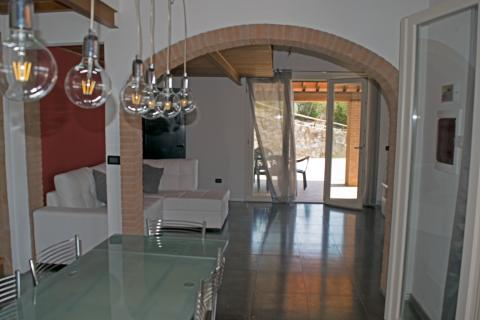 Moderne appartementen in Toscane