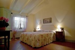 Slaapkamer appartement 15
