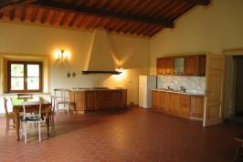 Woongedeelte appartement Tuscania