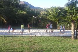 Beachvolleybalveld