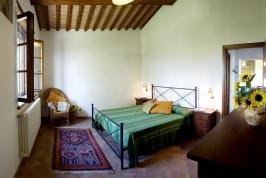 Slaapkamer appartement Ginestra