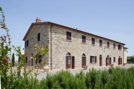 Het landhuis op agriresidence di Santa Luce