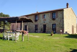 Außenansicht Agriturismo La Maremma