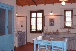 Küche Wohnung Il Tiglio