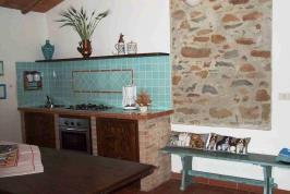 Küche Wohnung Il Pero