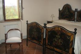 Schlafzimmer Wohnung Il Melograno