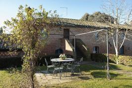 Terrasse Wohnung Gli Ulivi