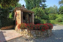 Ferienwohnung mit Pool, Toskana