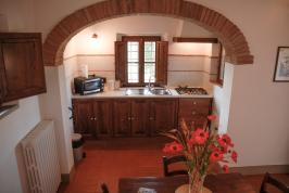 Woongedeelte appartement La Loggia