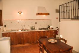 Il Forno volledig ingerichte keuken appartement