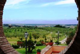 Mooie ligging, prachtig uitzicht