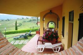 Vakantiewoning met restaurant Florence, Toscane