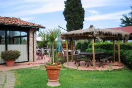 Terrasse Borgo Gugnani