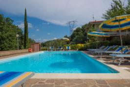 Vakantiewoningen centraal Toscane