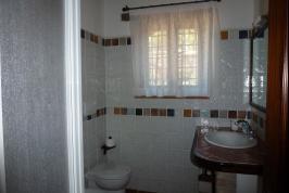 Badkamer appartement Istrice