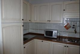 Keuken appartement Istrice