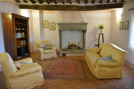 Luxe, historische villa in Monterchi, Arezzo | Tritt.nl