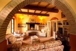 Villa met zwembad Toscane