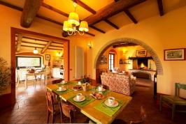 Villa voor familie vakantie Toscane