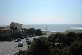 Het strand van Bibbona