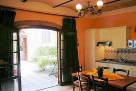 Villa La Pineta; appartementen te voet naar het strand | Tritt.nl