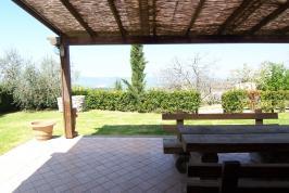 Ferienhaus Toskana mit Pool am Meer