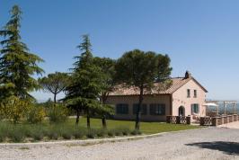Villa Montepulciano mit herrlicher Aussicht