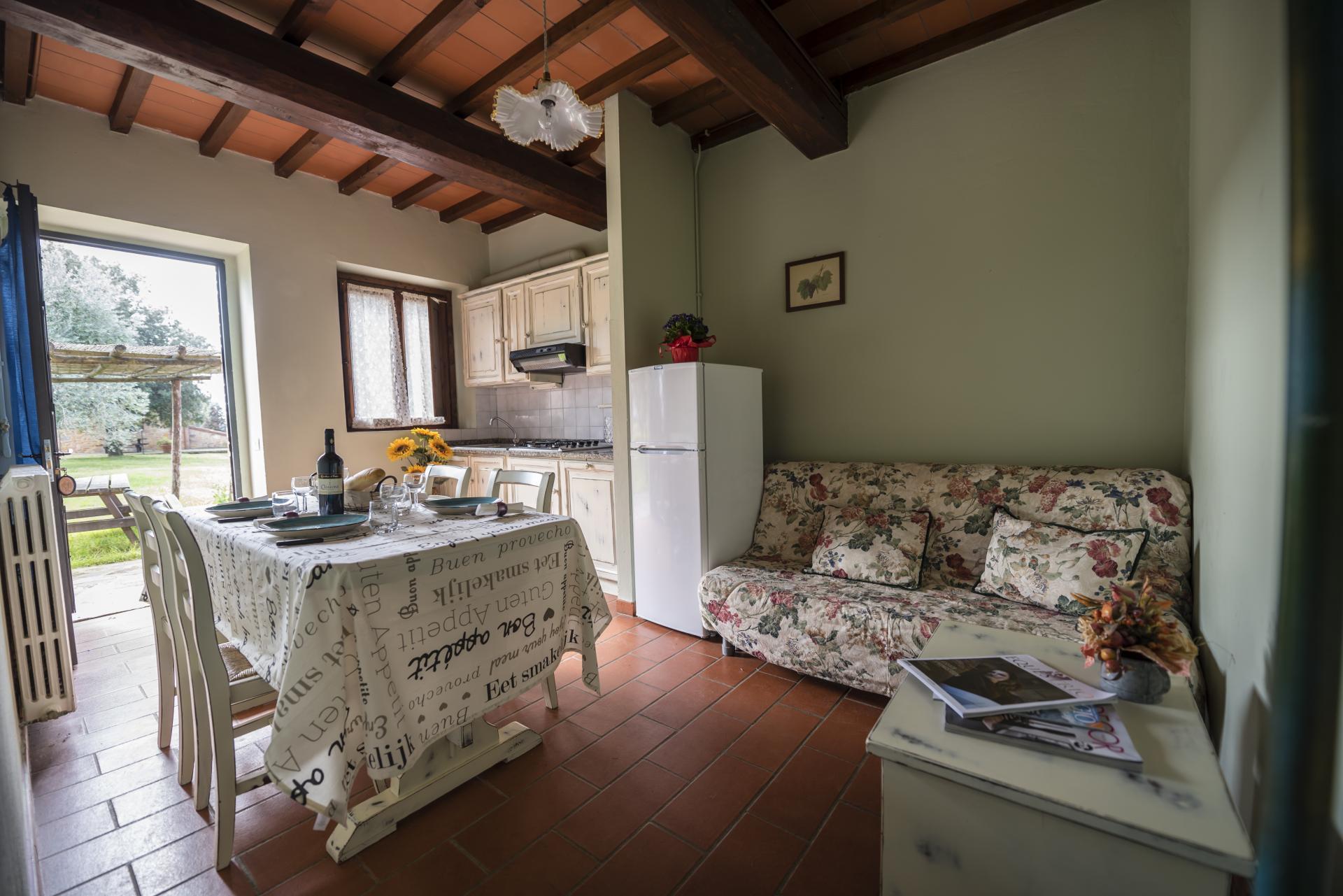 Appartement op landgoed hartje toscane met veel voorzieningen ...