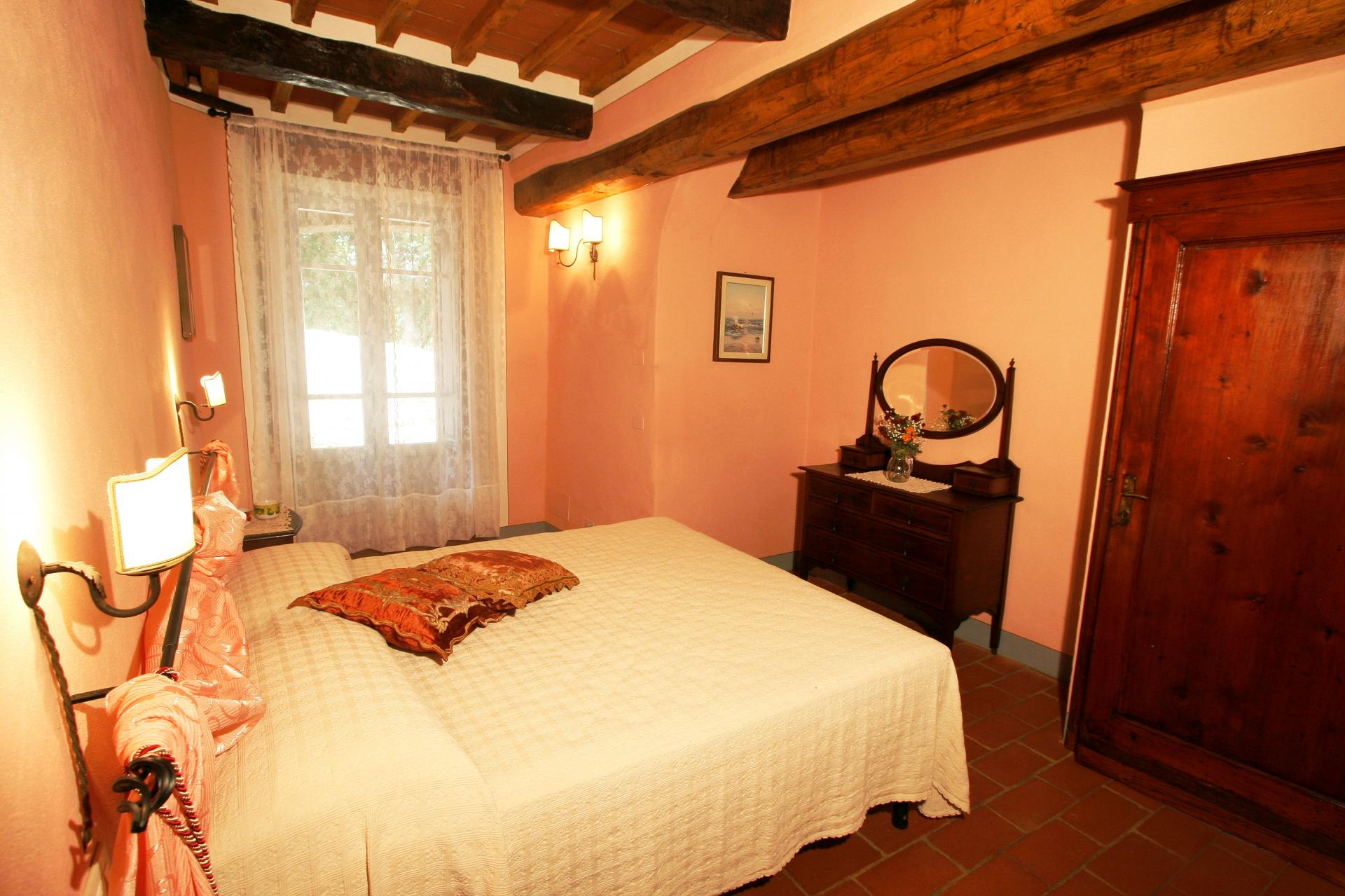 Comfortabele Toscaanse vakantieappartementen in Arezzo huren ...