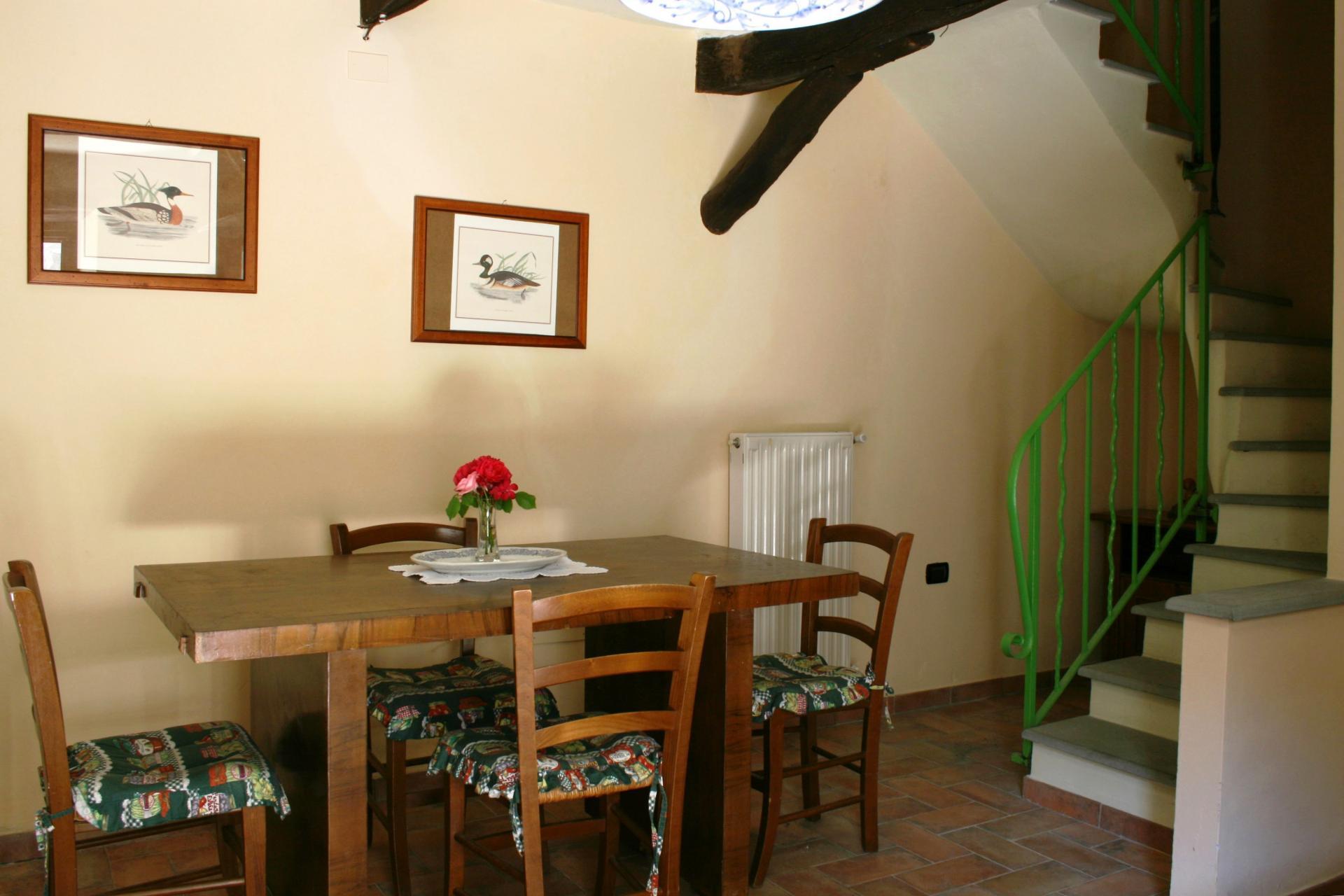 Borgo Soccolognora bestaat uit 28 appartementen in een romantische ...
