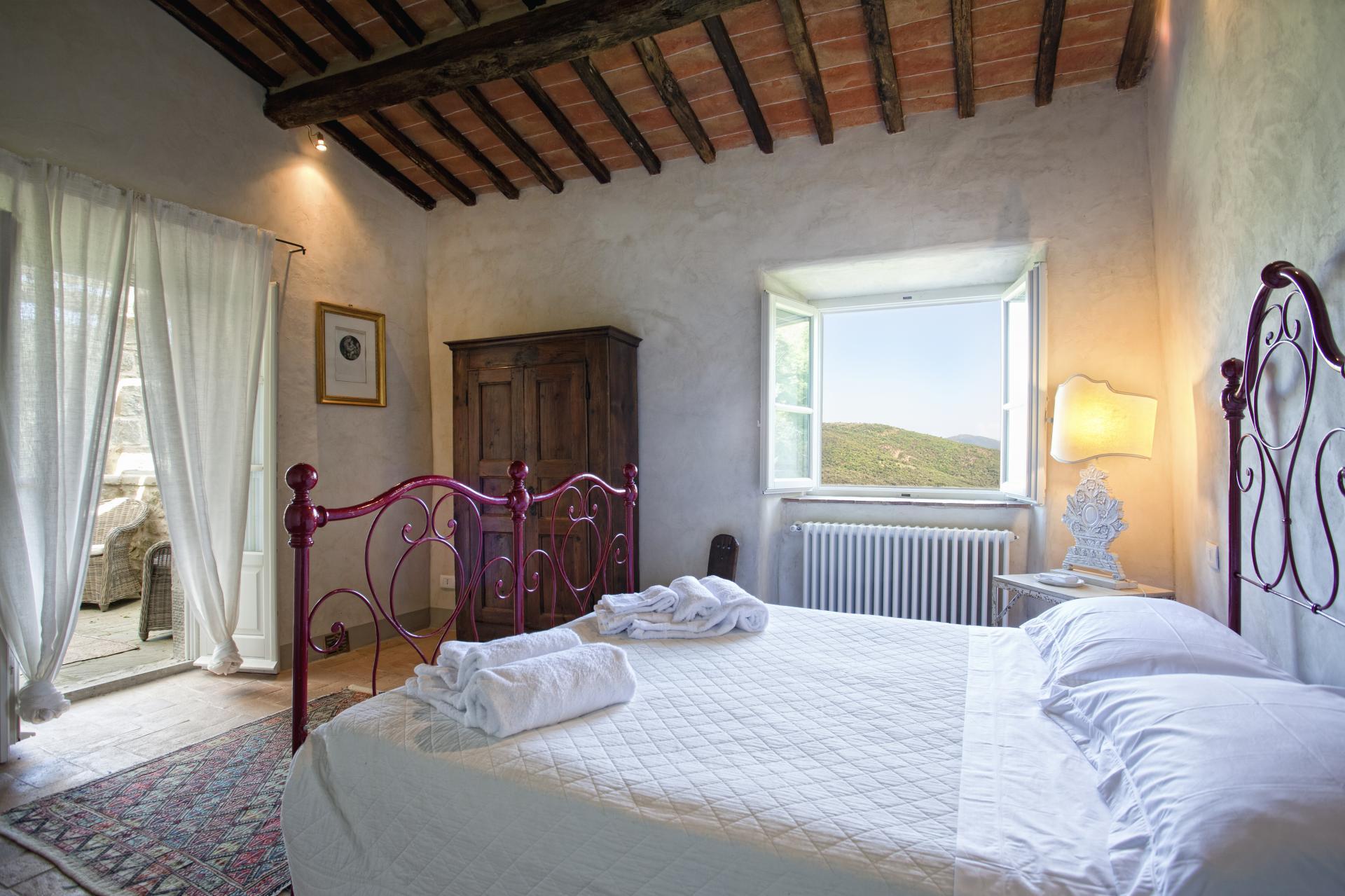 Toscaanse vakantiewoning voor 4 personen met privé zwembad bij ...
