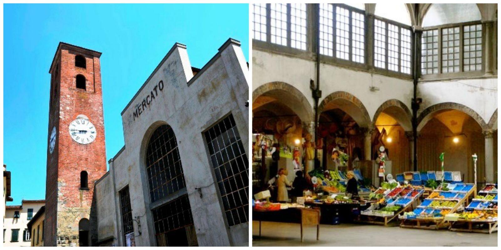Vakantie toscane naar de markt al mercato for Mercato antiquariato lucca