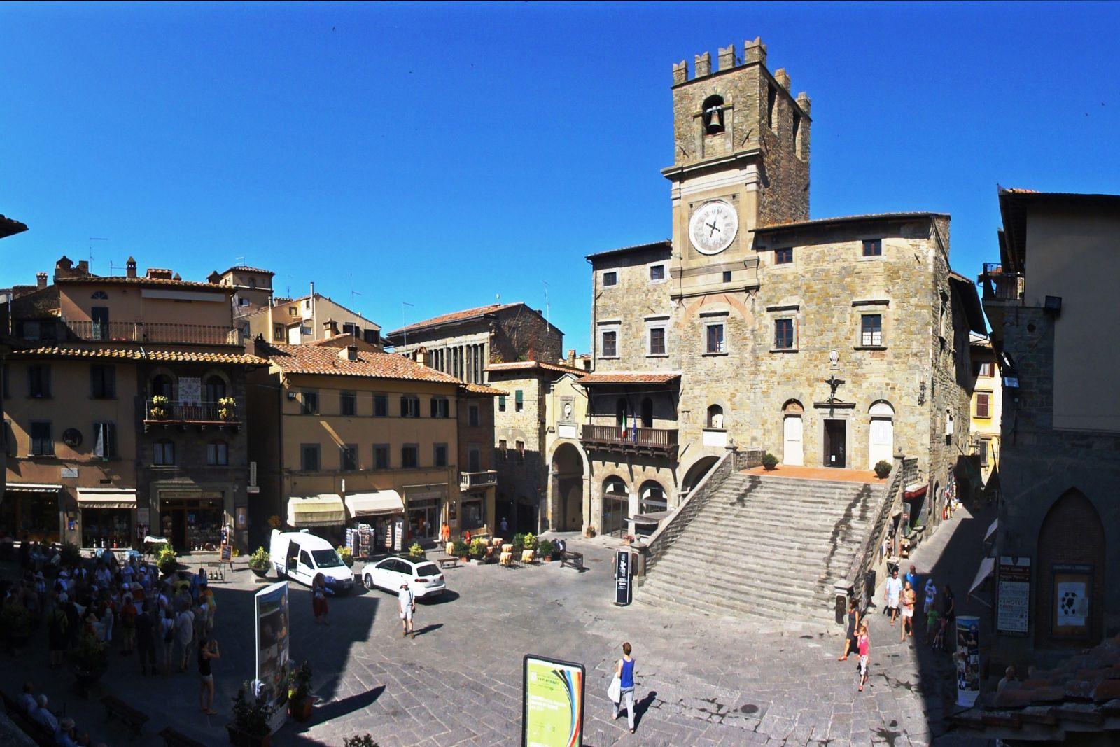 Vakantie in arezzo toscane tritt case in toscana for Disegni di case toscane