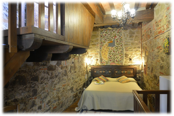 Trouwen in toscane agriturismo appartementen vakantiehuizen - Meisje romantische stijl slaapkamer ...